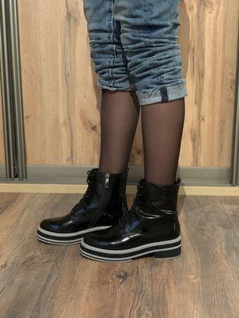 Женские ботинки еврозима