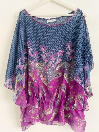 Bluzka Narzutka kimono C&A oversize