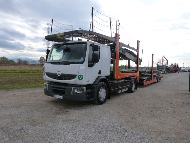 Renault Premium autotransporter Rolfo super stan