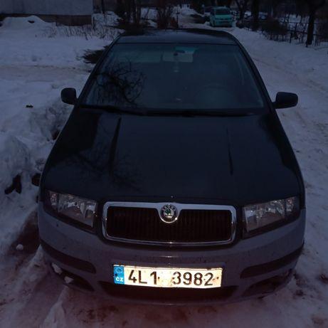 Продам! Автомобіль Škoda fabia