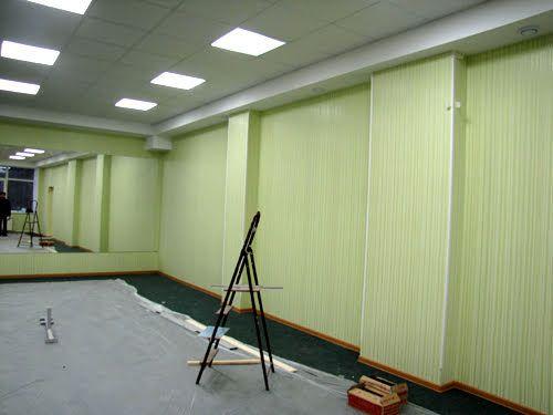 Покраска помещений стен потолков малярные работы маляка маляра