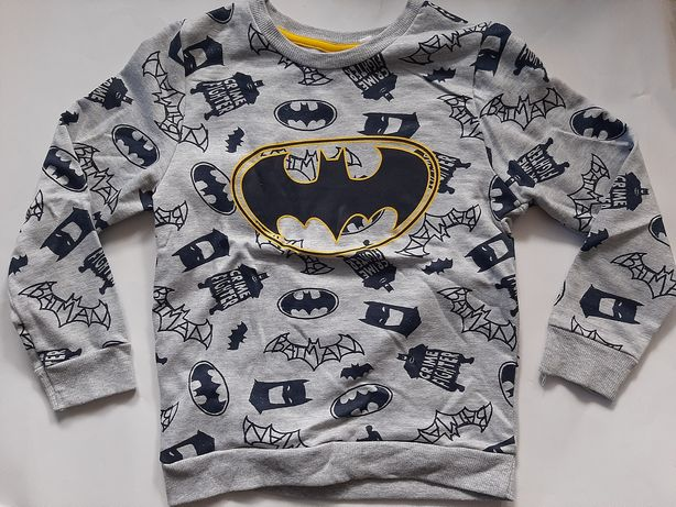 Bluza chlopieca BATMAN
