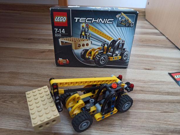 Lego technik podnośnik 8045