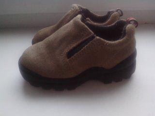 Импортные кожаные туфельки на малыша!
