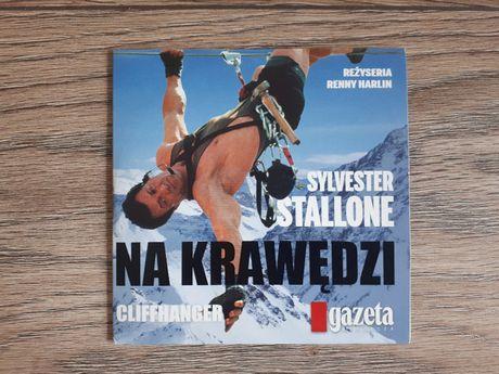 Na Krawędzi / Cliffhanger, Sylvester Stallone film DVD