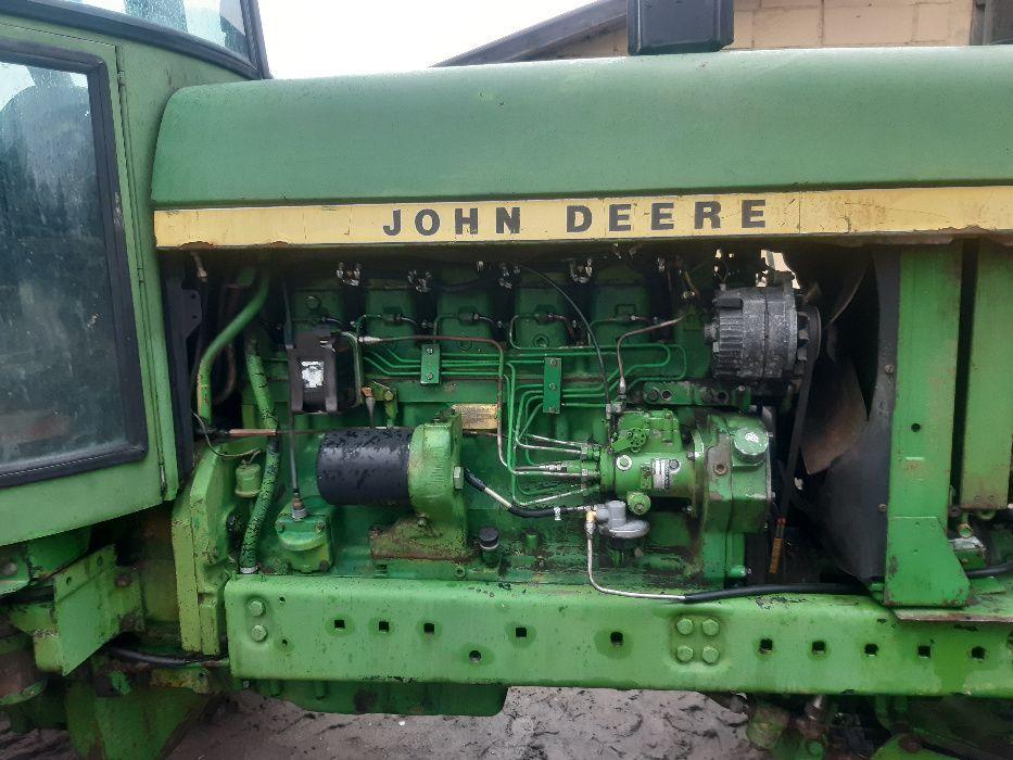 Częsci silnik john deere 6404, 6466 D/T/A 4240