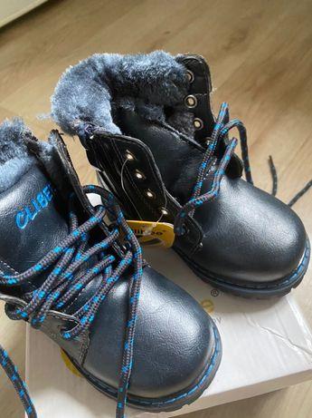 Ботинки clibee 23 р