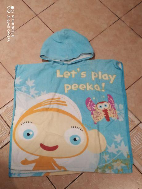 Ręcznik,ponczo dla chłopca i dziewczynki