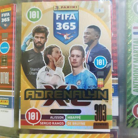Fifa 365 Adrenalyn XL 2021