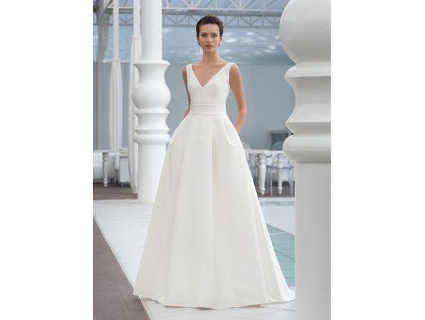 Свадебное платье на свадьбу с корсетом Весільна сукня весілля EDELWEIS