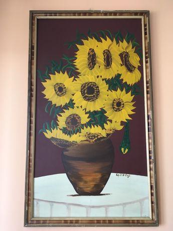 Sprzedam kopie obrazu Van Gogh słoneczniki