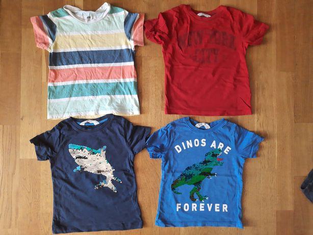 Tshirt koszulka H&M r. 98-104