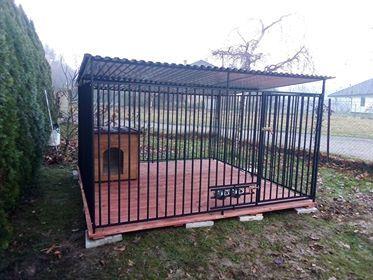 klatka, schronienie, kojec dla psa, buda, drewutnia i inne