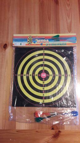Mega strzałki + 3 lotki - nowe 29 cm 29 cm