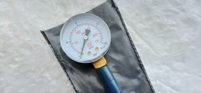 Компрессометр  прижимного типа. Измеритель компрессии