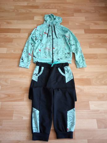 Спортивный костюм для девочки 10,11,12,13 лет