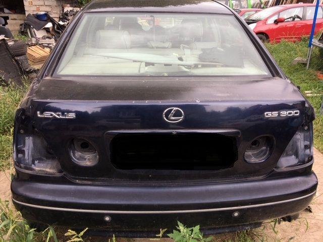 Lexus II GS 300, 1998- Zderzak Tył Wieliczka - image 1