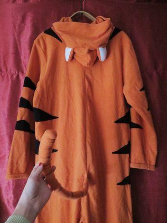 Костюм (кигуруми) Тигра на змейке