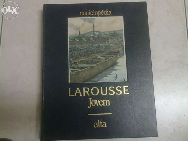 Enciclopédia Larousse Jovem