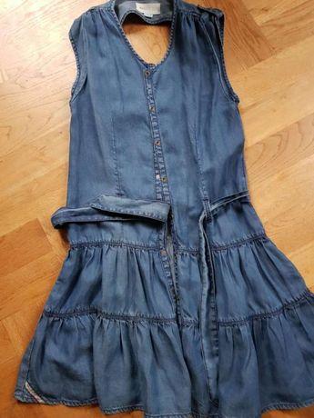 Diesel nowa sukienka dżinsowa rozmiar 14 lat 152-158