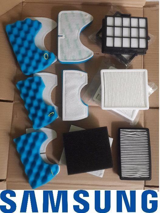 Фильтр для пылесоса Samsung HEPA губка и другие Оригинал