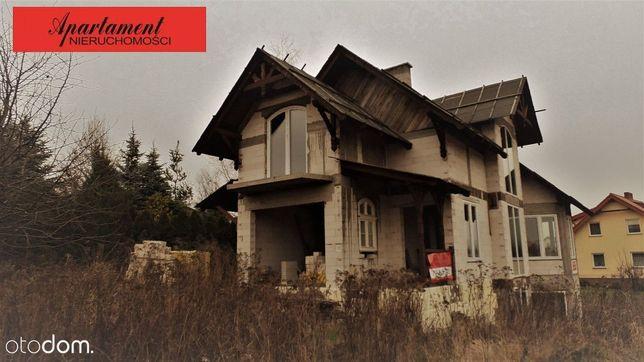 Sprzedam dom do wykończenia