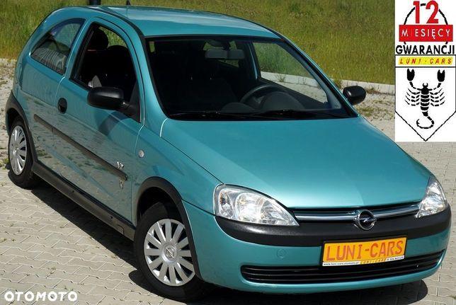 Opel Corsa / Gwarancja / Zadbany / Serwisowany / Klima / Navi /