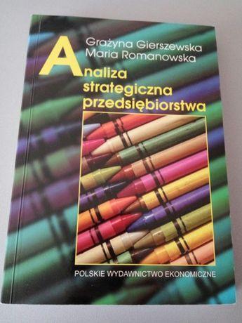 Analiza strategiczna przesiębiorstwa Grażyna Gierszewska