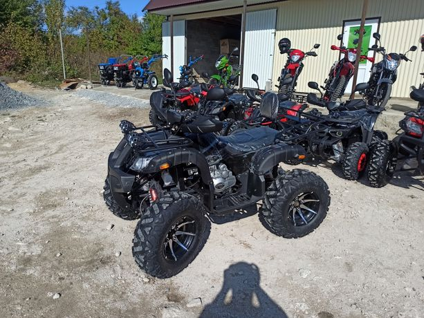 Квадроцикл ATV-250 водяне охолодження