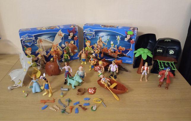 Disney Heroes - Piotruś Pan figurki zestawy