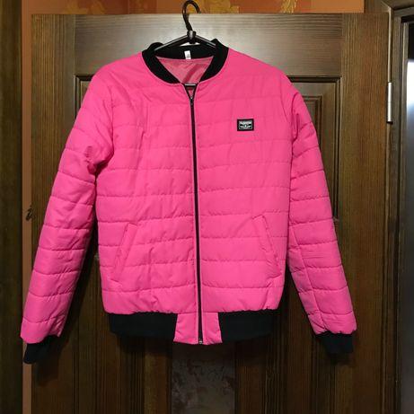Куртка осенняя лёгкая 46р