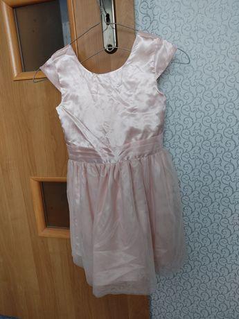 Śliczna sukienka wizytowa rozm 116