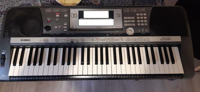 Keyboard Yamaha PSR 640