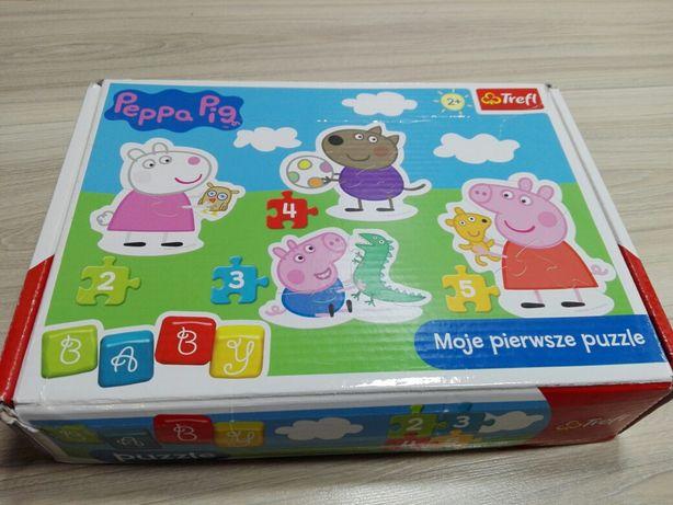 Puzzle Trefl dla dzieci