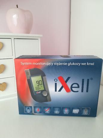 Glukometr Ixell nowy