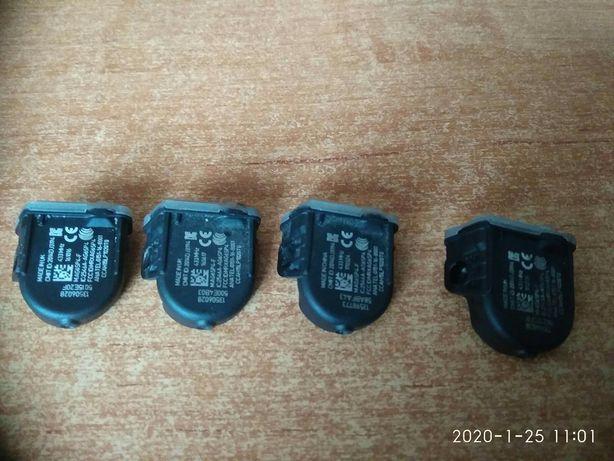 Czujniki cisnienia w kołach Opel