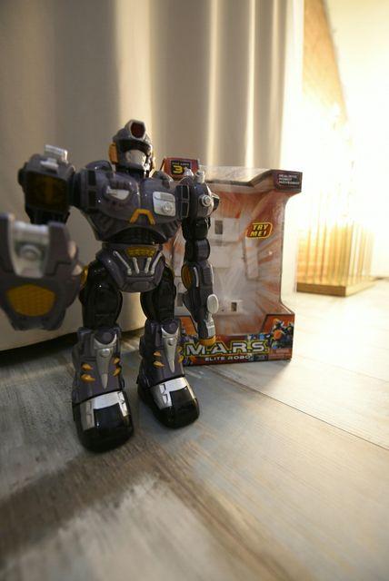 Робот mars elite robot