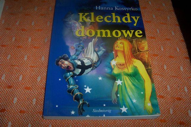 Klechdy Domowe Hanna Kostyrko Lektura