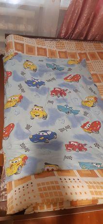 Детское одеялко + пододеяльник