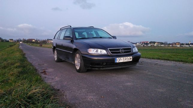 Opel Omega B,C FL 2000r. Kombi, 2.6 V6 LPG, Automat, Xenon, TANIO
