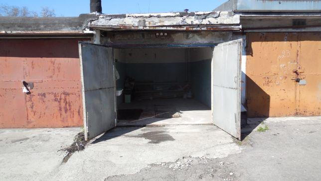 продам гараж с смотровой ямой и погребом