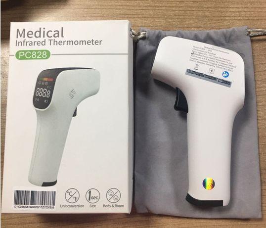 Termometr bezdotykowy bezkontaktowy medyczny Designer 2020 NOWY PL 24h