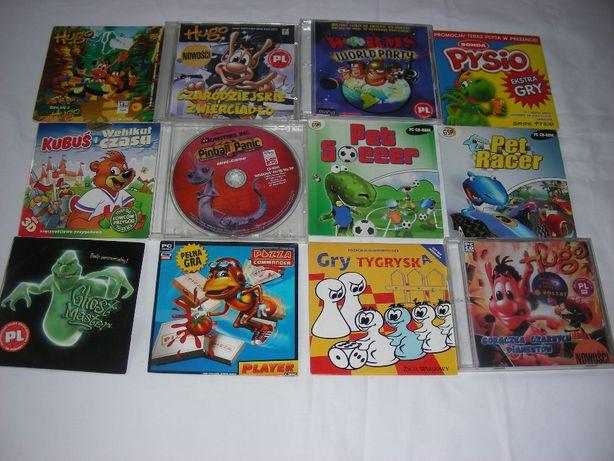 Gry PC dla Dzieci 12CD
