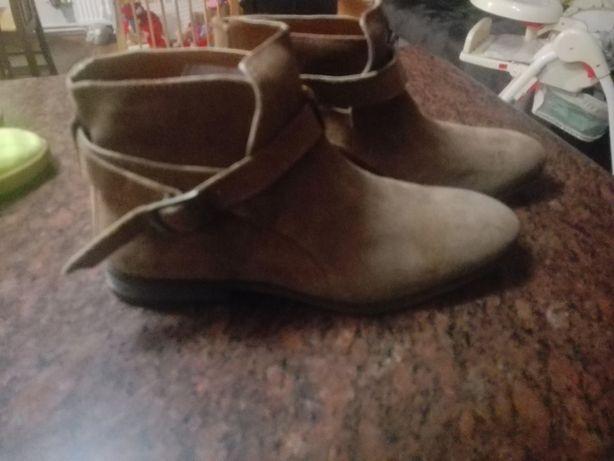 Buty meskie, chlopiece, mlodziezowe r 40