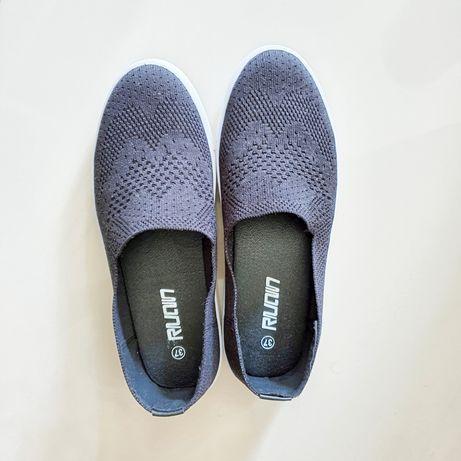 Przewiewne buty wsuwane