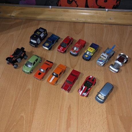 Машинки железные коллекционные маленькие 14 шт отличное состояние!