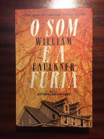 O Som e a Fúria de William Faulkner