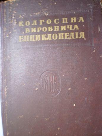 Колгоспна виробнича енциклопения