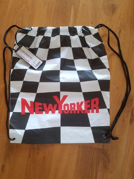 NEW YORKER worek na buty