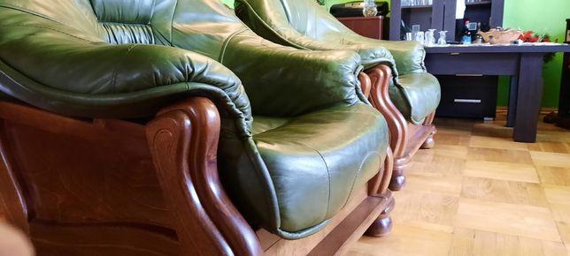 Komplet sofa i 2 fotele